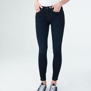 AEROPOSTALE Skinny Low-Rise Jeans Sz 6